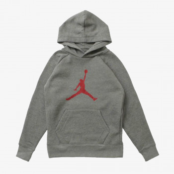 Nike- Haddad Суитшърти с качулка JDB JUMPMAN LOGO FLEECE PO