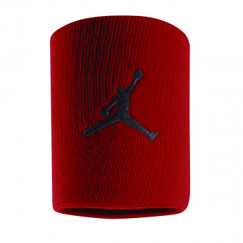 Nike- JR Ленти за ръце JORDAN JUMPMAN WRISTBANDS GYM RED/BLACK