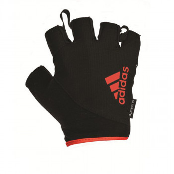 UNIQ Ръкавици за фитнес ESSENTIAL GLOVES - LARGE RED