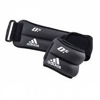 adidas Тежести ANKLE/WRIST WEIGHTS-2X0,5KG