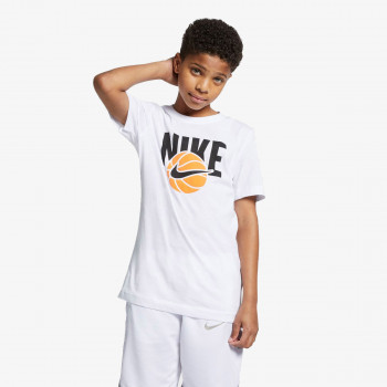 NIKE Тениски B NSW TEE BASKETBALL BALL