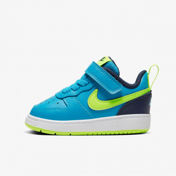 NIKE Спортни обувки NIKE COURT BOROUGH LOW 2 (TDV)