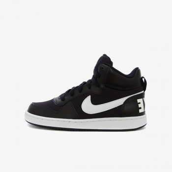 NIKE Спортни обувки COURT BOROUGH MID PE (GS)