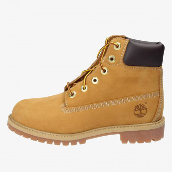 TIMBERLAND Ботуши 6IN PREM WHEAT NUBUC YELLOW