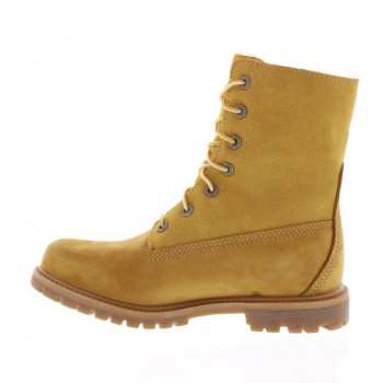 TIMBERLAND Зимни обувки AUTH TEDDY FLEECE WP WHEAT