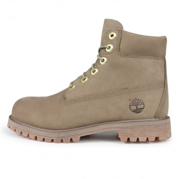 TIMBERLAND Спортни обувки 6 IN PREMIUM WP BOOT GREIGE
