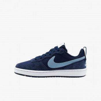 NIKE Спортни обувки COURT BOROUGH LOW 2 PE (GS)