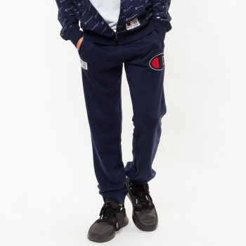 CHAMPION Панталони с маншет BOYS ALL OVER RIB CUFF PANTS