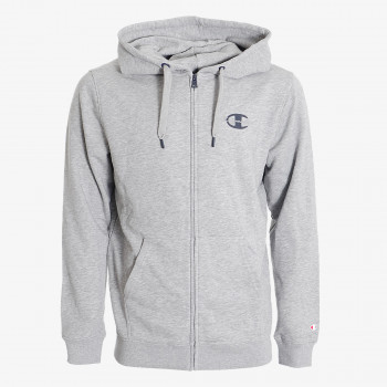 CHAMPION Суитшърти BIG LOGO FULL ZIP HOODY