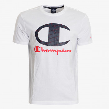 CHAMPION Тениски ALL OVER LOGO T-SHIRT
