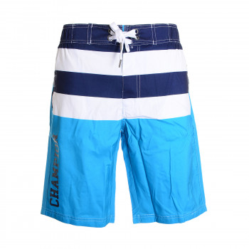CHAMPION Бански COLORS STRIPES SWIM SHORTS