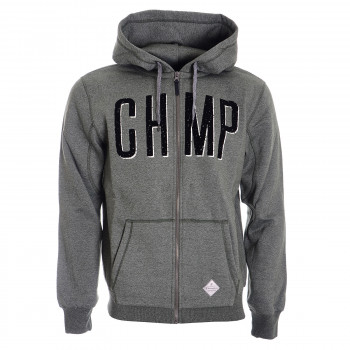 CHAMPION Суитшърти с качулка CHAMP FULL ZIP HOODY