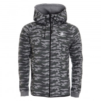 CHAMPION Суитшърти с цип CAMO TECH FULL ZIP HOODY