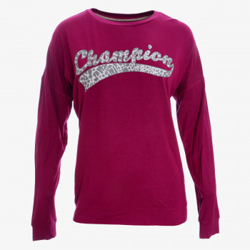 CHAMPION Блузи с дълъг ръкав LEO LADY LONG SLEEVE T-SHIRT