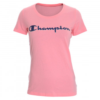 CHAMPION Тениски BASIC LADY LOGO T-SHIRT