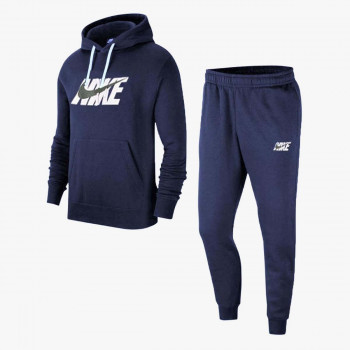 NIKE Спортни екипи M NSW CE TRK SUIT HD FLC GX