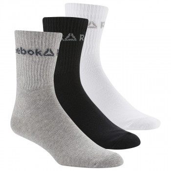 Reebok Чорапи ACT CORE CREW SOCK 3P