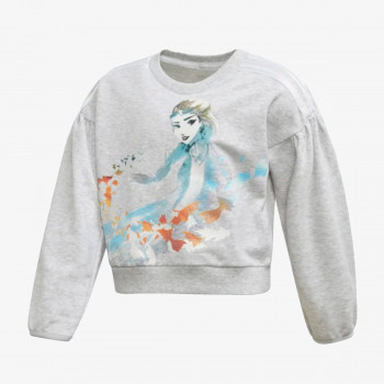 adidas Блузи LG DY FRO SWEAT