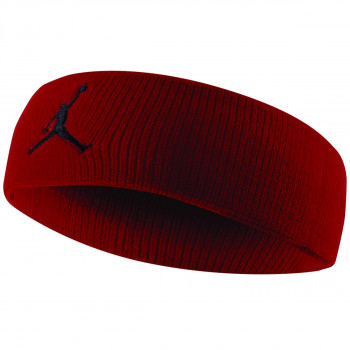 Nike- JR НАКИТНИЦИ JORDAN JUMPMAN HEADBAND GYM RED/BLACK