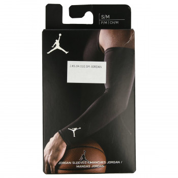 Nike- JR некласифициран JORDAN SHOOTER SLEEVES S/M BLACK/WHITE