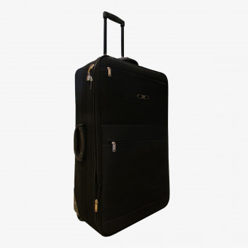 J2C Куфари J2C BLACK SOFT SUITCASE 22INCH