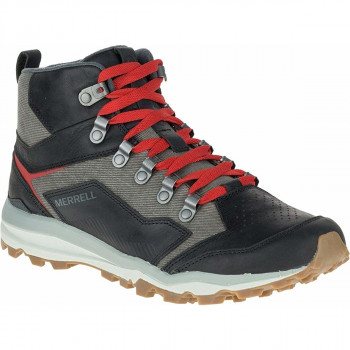 MERRELL Зимни обувки ALL OUT CRUSHER MID BLACK