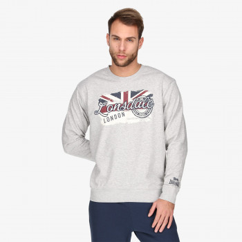 LONSDALE Горнища RETRO FLAG SWEAT
