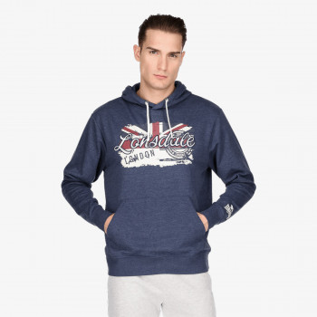 LONSDALE Горнища RETRO FLAG HOODY