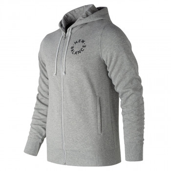 NEW BALANCE Суитшърти с цип CORE FLEECE FULL ZIP
