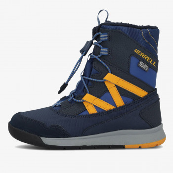 MERRELL Спортни обувки M-SNOW CRUSH WTRPF NAVY/SAFFRON