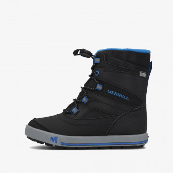 MERRELL Спортни обувки ML-SNOW BANK 2.0 WTRPF BLACK