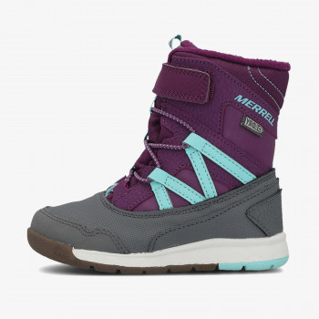 MERRELL Зимни обувки M-Snow Crush JR WTRPF