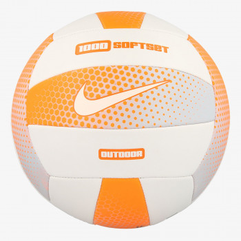 NIKE Топки NIKE 1000 SOFTSET OUTDOOR VOLLEYBALL 18P CONE/WHITE/CONE/WHITE 05
