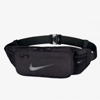 NIKE Малки чанти NIKE RUN HIP PACK BLACK/BLACK/BLACK OSFM