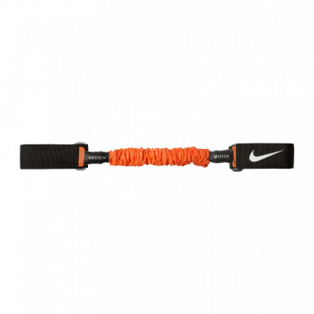 NIKE Фитнес аксесоари NIKE LATERAL RESISTANCE BANDS - MEDIUM BLACK/TOTAL ORANGE/WHITE