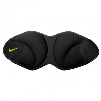 Nike- JR Фитнес аксесоари ANKLE WEIGHTS 5LB/2.27 KG BLACK/BLACK/VOLT