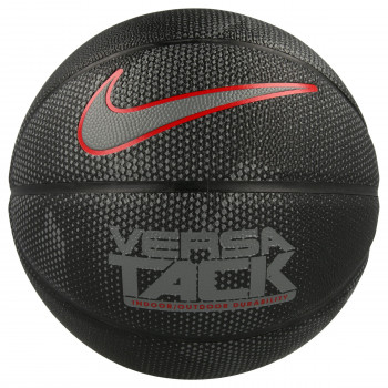 Nike- JR Топки NIKE VERSA TACK 8P 07 BLACK/BLACK/UNIVERSITY RED/COOL GREY
