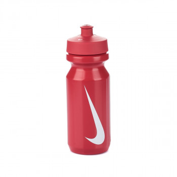 Nike- JR Бутилки за вода NIKE BIG MOUTH WATER BOTTLE 22OZ SPORT RED/SPORT RED/WHITE