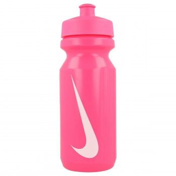 Nike- JR Бутилки за вода NIKE BIG MOUTH WATER BOTTLE 22OZ PINK POW/PINK POW/WHITE
