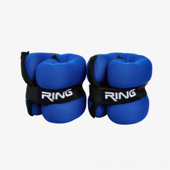 RING SPORT Тежести ANKLE WEIGHTS 2X1.5 KG