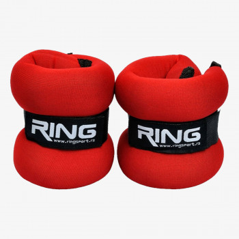 RING SPORT Тежести ANKLE WEIGHTS 2X3 KG