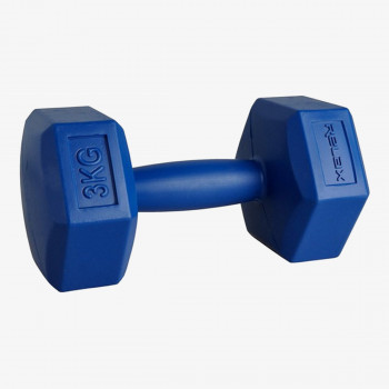 RING SPORT Тежести HEXAGON DUMBBELL 1X3 KG