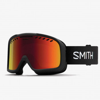 SMITH МАСКА SMITH PROJECT BLACK S3 RED SOLX SP AF