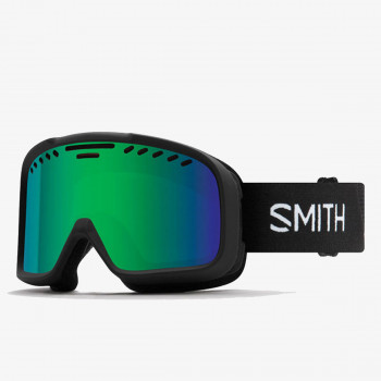 SMITH МАСКА SMITH PROJECT BLACK S3 GEERN SOLX SP AF