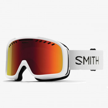SMITH МАСКА SMITH PROJECT WHITE S3 RED SOLX SP AF