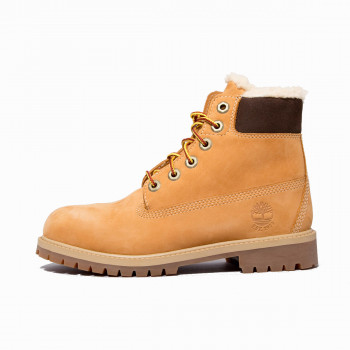 TIMBERLAND Зимни обувки 6 IN PRMWPSHEARLING WHEAT