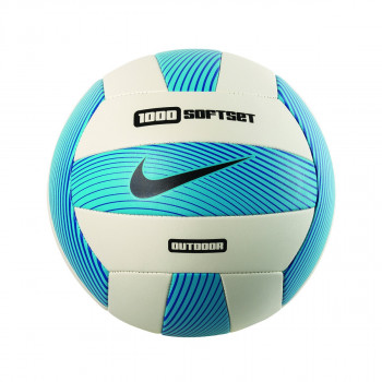 NIKE Топки NIKE 1000 SOFTSET OUTDOOR VOLLEYBALL DEFLATED GAMMA BLUE/WHITE/HYPER COBALT/BLACK