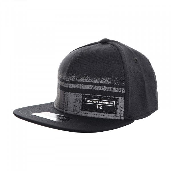 UNDER ARMOUR Шапки с козирка UA MEN S GRAPHIC FLAT BRIM