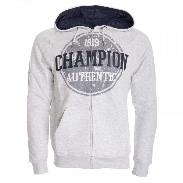 CHAMPION Суитшърти HOODED FULL ZIP SWEATSHIRT
