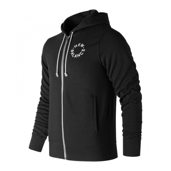 NEW BALANCE Суитшърти CORE FLEECE FULL ZIP